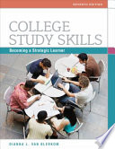 College Study Skills  Becoming a Strategic Learner