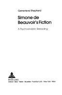 Simone de Beauvoir's fiction