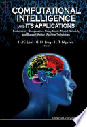 Computational Intelligence and Its Applications