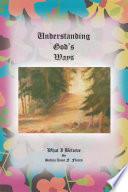 Understanding God S Ways