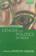 Gender and Politics in India