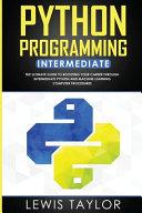 Python Programming Intermediate