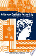 Culture and Conflict in Postwar Italy