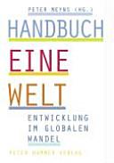 Handbuch Eine Welt