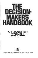 The Decision Maker S Handbook