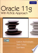 Oracle 11G  With Pl Sql Approach