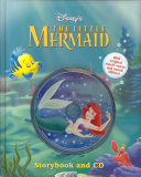Disney s the Little Mermaid Storybook and CD