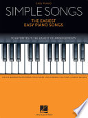 Simple Songs   The Easiest Easy Piano Songs