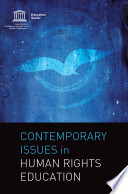 Contemporary Issues in Human Rights Education