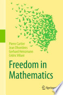 Freedom In Mathematics book