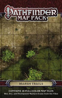 Pathfinder Map Pack : trails contains 18 full-color 5...