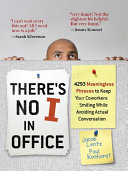 download ebook there\'s no i in office pdf epub