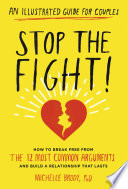 Book Stop the Fight   An Illustrated Guide for Couples