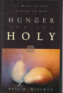 Hunger for the Holy