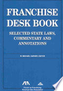 Franchise Desk Book