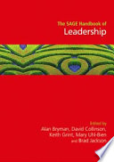 The SAGE Handbook of Leadership