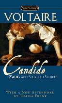 Candide  Zadig and Selected Stories