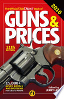 The Official Gun Digest Book of Guns   Prices 2016