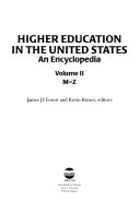 Higher Education in the United States  A L