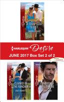 Harlequin Desire June 2017 - Box Set 2 of 2 Book