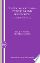 Genetic Algorithms Principles And Perspectives