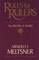 Rules for Rulers