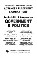 The best test preparation for the advanced placement examinations for both U S    comparative government   politics