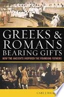 Book Greeks   Romans Bearing Gifts