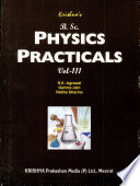 Physics Practicals Part Iii