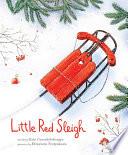 Book Little Red Sleigh