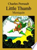 Little Thumb (English Spanish Bilingual Edition Illustrated) : pulgarcito es el menor de siete hermanos, hijos...