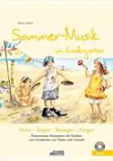 Sommer-Musik im Kindergarten (inkl. CD)
