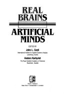Real brains  artificial minds