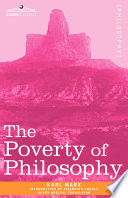illustration The Poverty of Philosophy