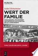 Wert der Familie