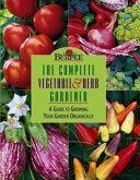 Burpee The Complete Vegetable   Herb Gardener