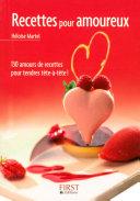 Petit livre de   Recettes pour amoureux