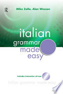 Italian Grammar Made Easy