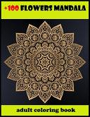 Book  100 Flowers Mandala