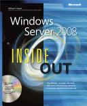 Windows Server 2008 Inside Out