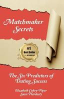 Matchmaker Secrets Book Cover