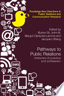 Pathways to Public Relations