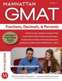 Fractions  Decimals    Percents GMAT Strategy Guide  5th Edition