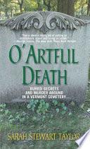 O  Artful Death Book PDF