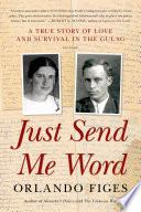 Just Send Me Word Book PDF