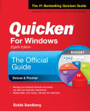 Quicken for Windows: The Official Guide, Eighth Edition
