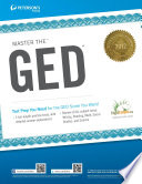 Master the GED 2012