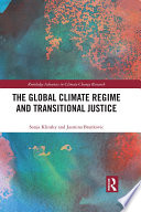 The Global Climate Regime and Transitional Justice