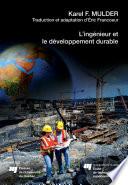 L' Ingénieur et le Développement Durable