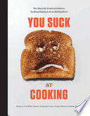 You Suck at Cooking Book PDF